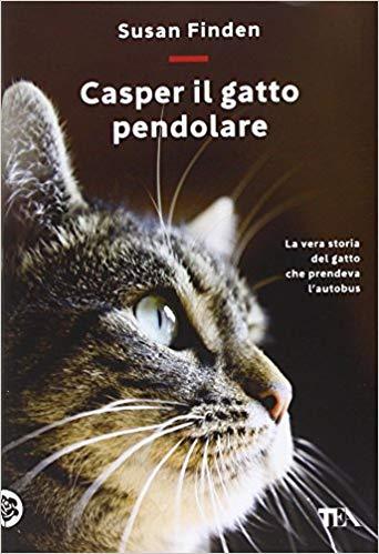 CASPER, IL GATTO PENDOLARE libro